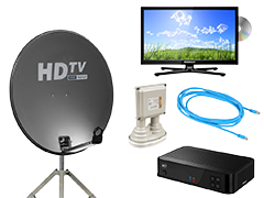 TV, Satellit & Audio