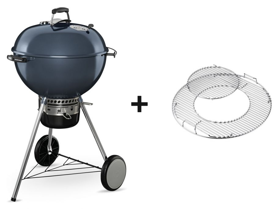Weber Master-Touch GBS Holzkohlegrill