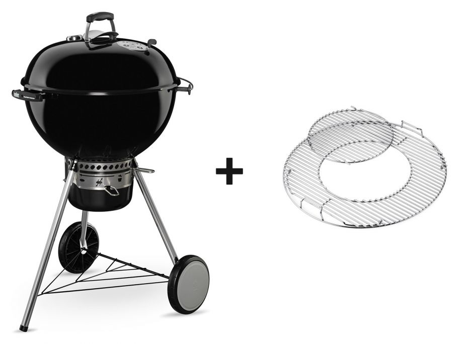Weber Master-Touch GBS Special Edition Holzkohlegrill