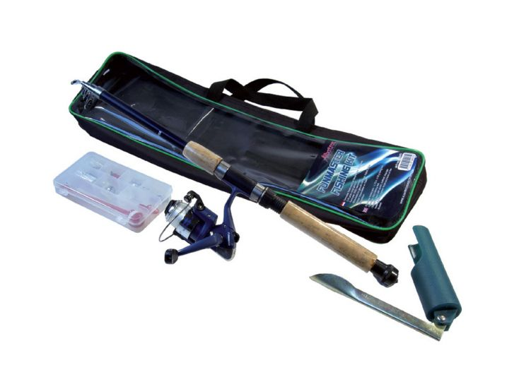 Albatros Funmaster Fishing Kit Rutenset