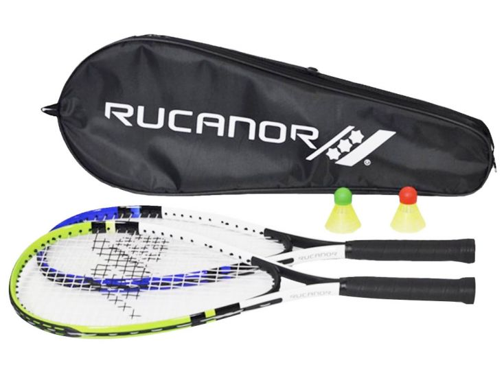 Rucanor Speed Badminton-Set