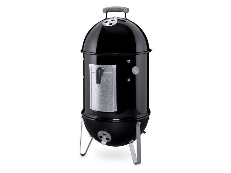 Weber Smokey Mountain Cooker Räuchergrill