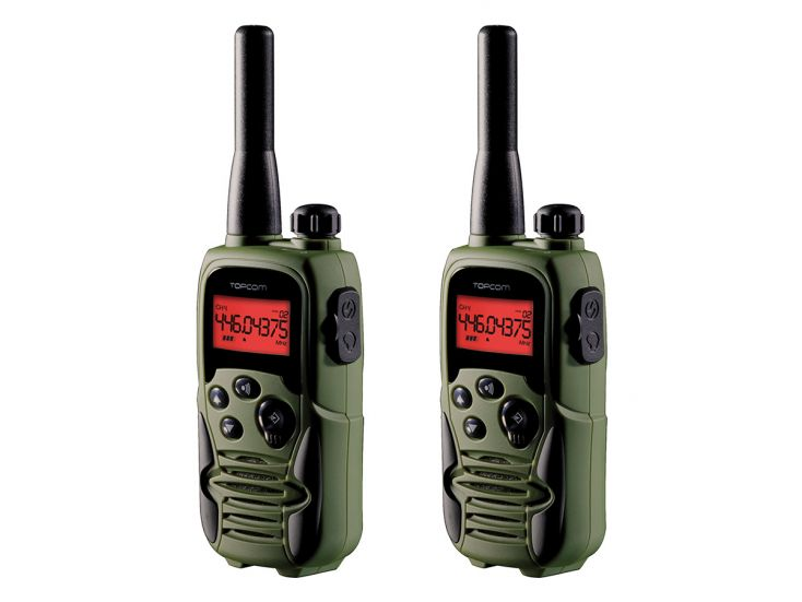 TopCom RC-6406 Twintalker Walkie Talkie