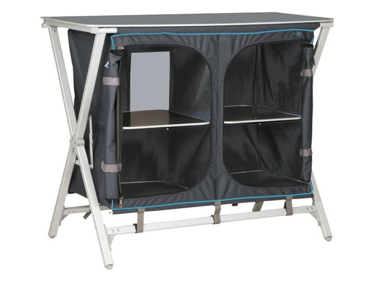 Bo-Camp Easy-to-fold Solid Deluxe Schrank