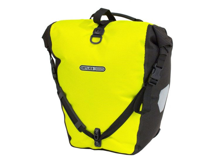 Ortlieb Back-Roller High Visibility Single Fahrradtasche