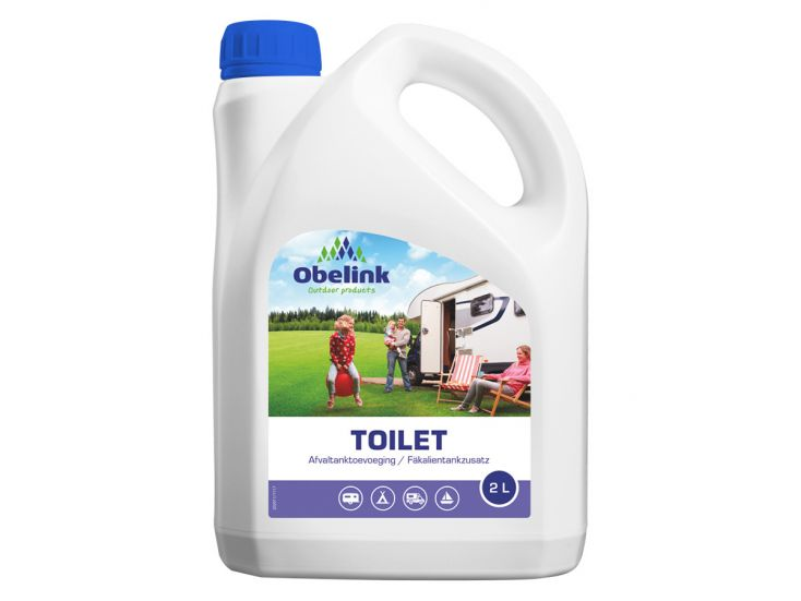 Obelink Toilet Abwassertank-Additiv