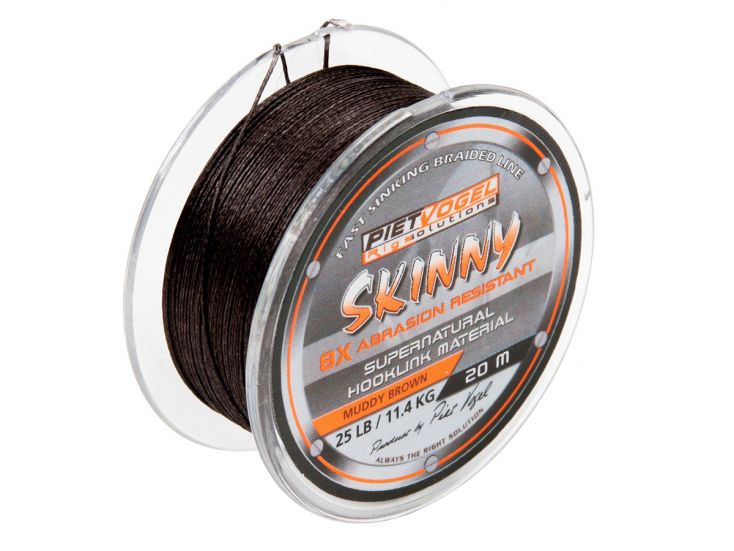 RIG Solution skinny sinking braid Angelschnur Material