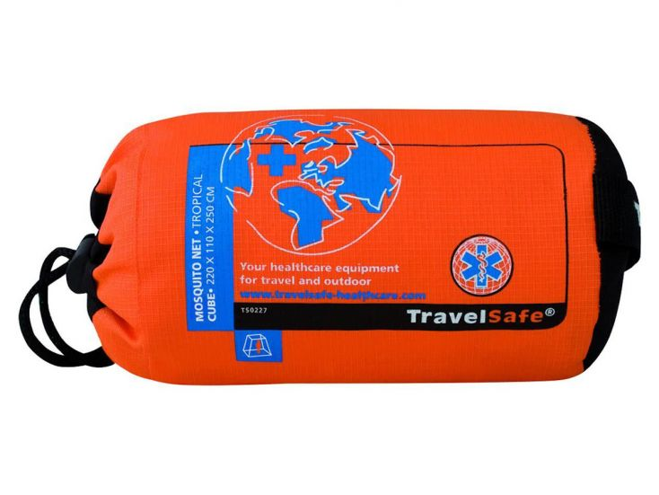 Travelsafe Cube Tropical 1-Personen tropisches Mückennetz
