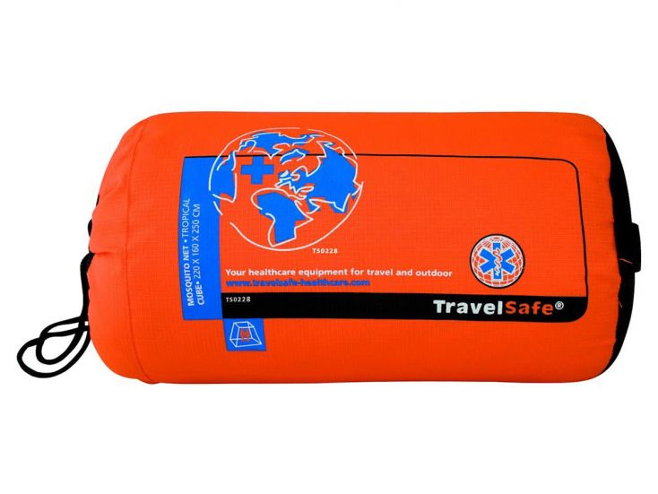 Travelsafe Cube Tropical 2-Personen tropisches Moskitonetz