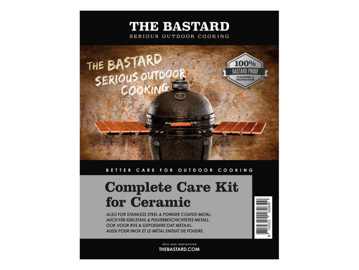The Bastard Ceramics Clean Reinigungsset
