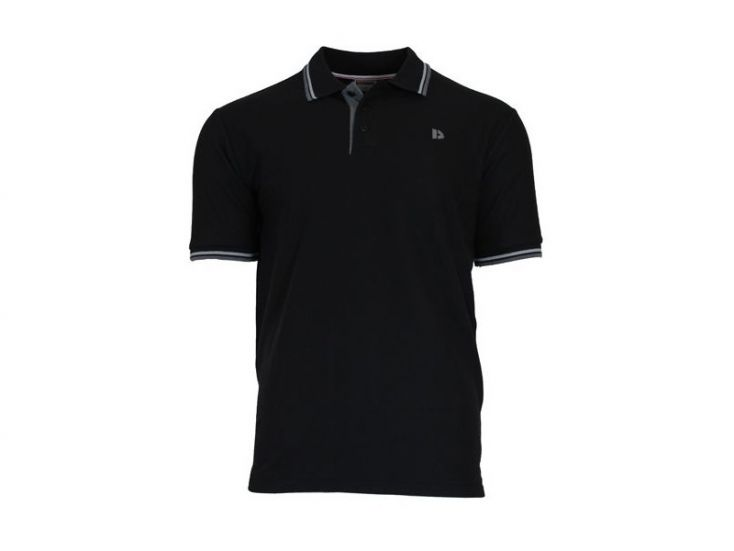 Donnay Tipped Poloshirt