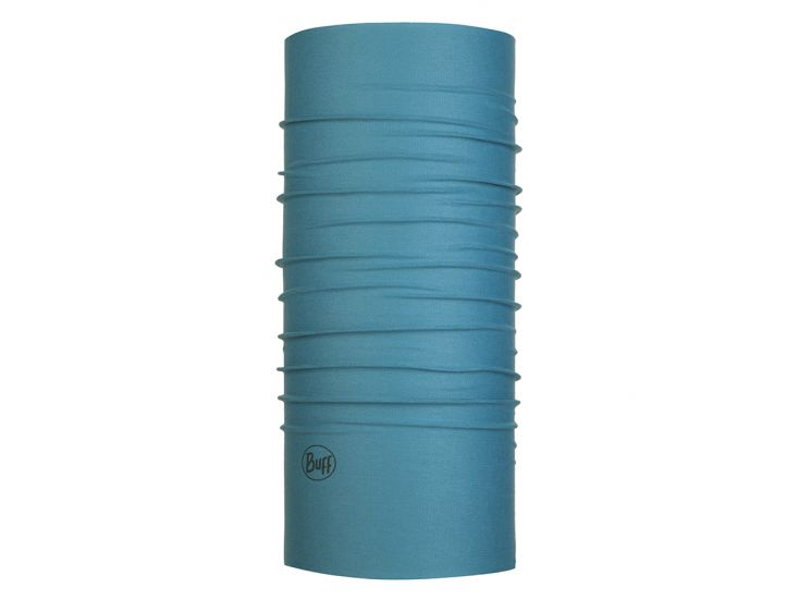 Buff Coolnet Insect Shield Solid Stone Blue Schal
