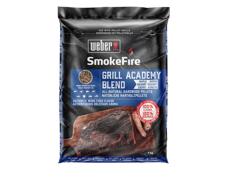 Weber Grill Academy Blend Barbecue Holzpellets
