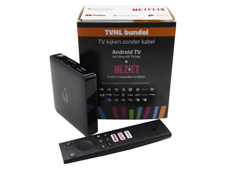TVNL Bundle Android TV Box