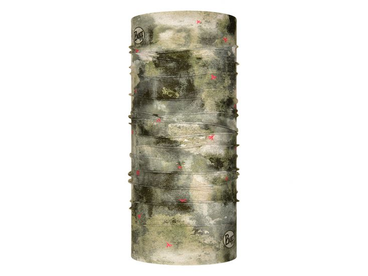Buff Coolnet Insect Shield Future Forest Green Schal
