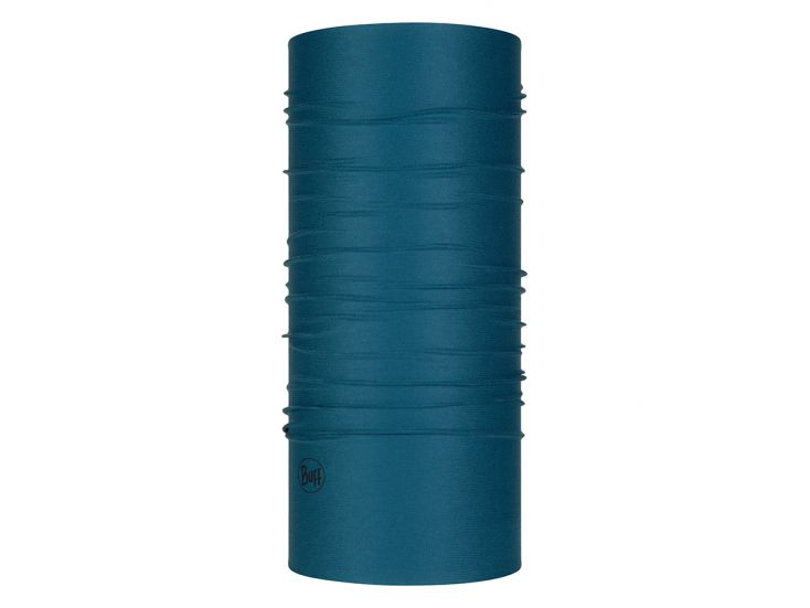 Buff Coolnet  Insect Shield Solid Eclipse Blue Schal