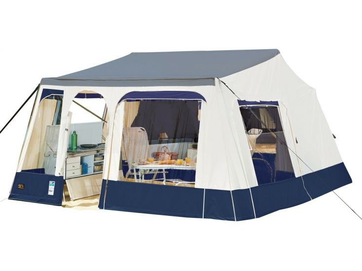 Jamet Jametic Outdoor Faltcaravan