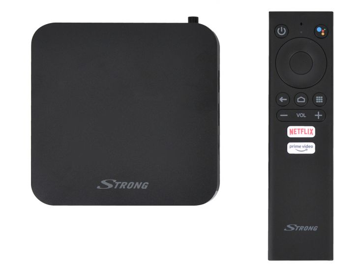 Strong Android 4K TV Streaming Box