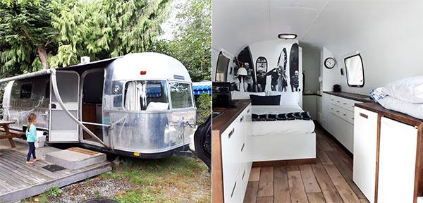 Een kijkje in de caravan van Julia