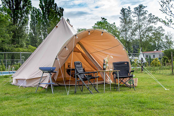 Camping-Trends für 2021: Probecamping
