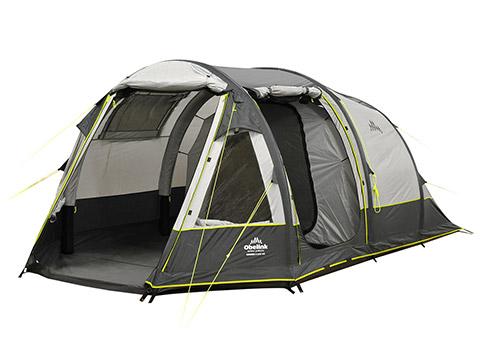 Welches Zelt kann ich alleine aufbauen? |